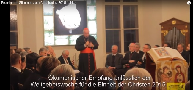 Cardinal Schonberg's keynote address